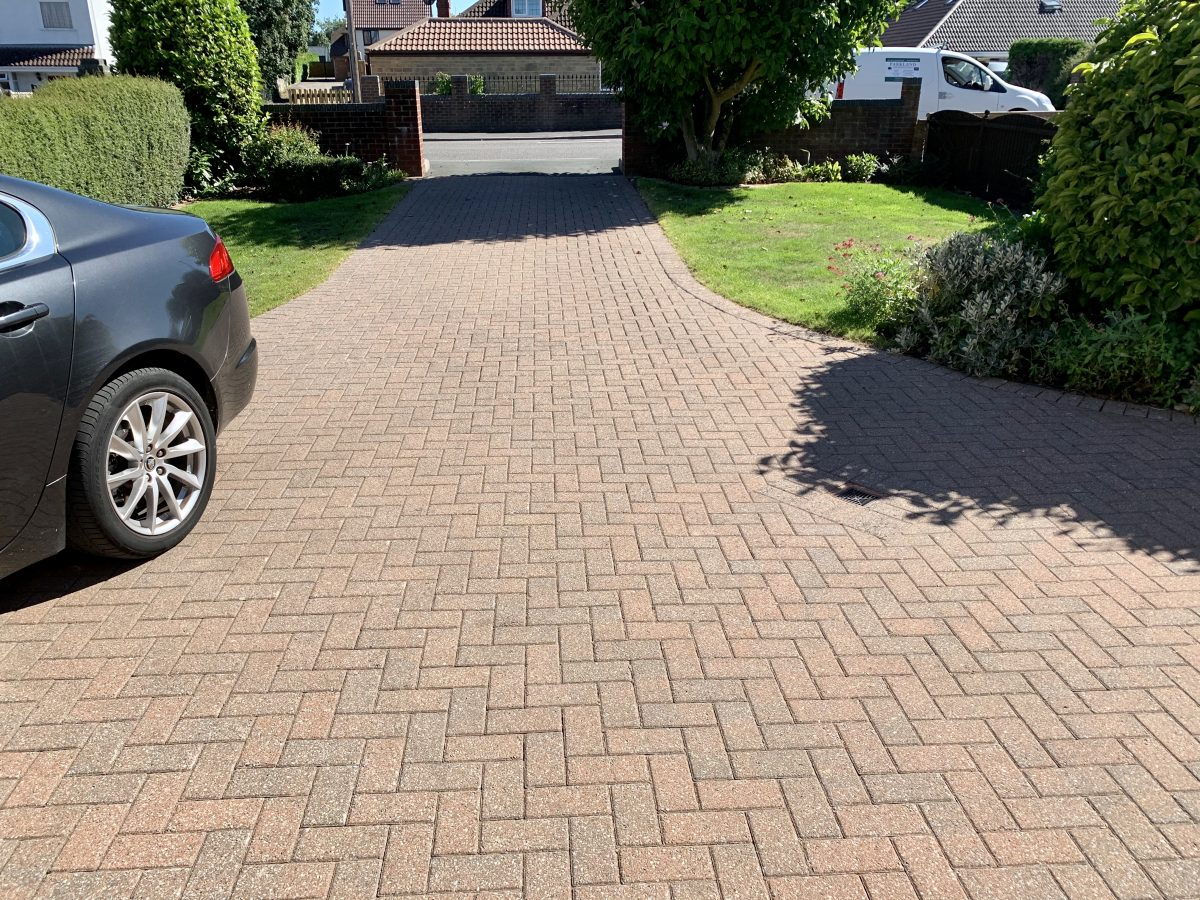 Driveway & Patio Cleaning Specialist Bristol